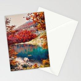 Bucolic Paradise Stationery Cards