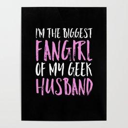 Husband Saying Poster