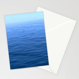 Ocean Waters to Infinity and Forever Stationery Cards