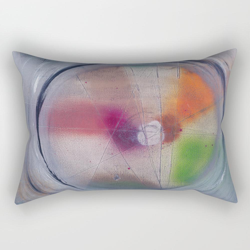 Droplet Rectangular Pillow (RPW805030) photo