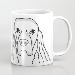 """Rose"" the Cocker Spaniel Coffee Mug"