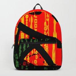 Cowboy Bebop Hacked Smile Backpack