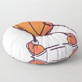 Basketball Floss Dane Floor Pillow
