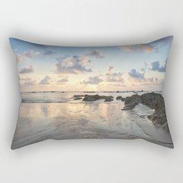 Dream Beach In Thailand At Sunset Rectangular Pillow