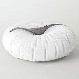 North Atlantic Humpback whale Floor Pillow
