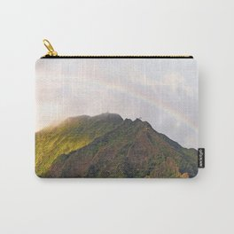 Rainbow Over Stairway to Heaven  Carry-All Pouch