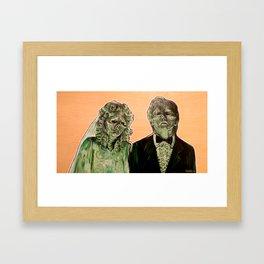The Maitlands Framed Art Print