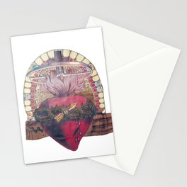 Mark 43 10 If thy Hand Offend Thee Stationery Cards