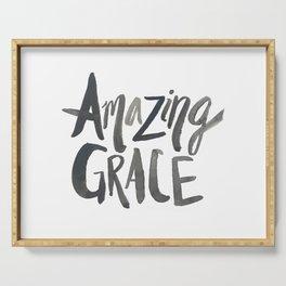 Amazing Grace Serving Tray