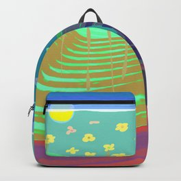 Dont Stop My Spring Backpack