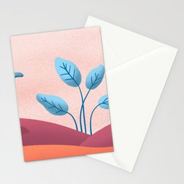 Climate change is happening Stationery Cards