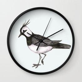 Lapwing Wall Clock