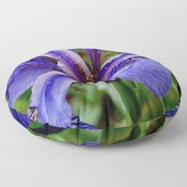 Stunning Microcosm Floor Pillow