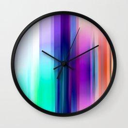 2.2 Blur Wall Clock