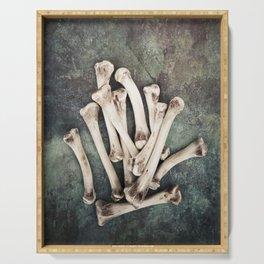 Bones Serving Tray