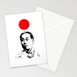 Japanese Hero Stationery Cards