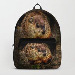 Groundhog Day Backpack