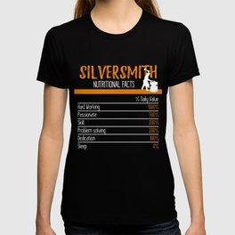 Silversmith Ingredients T-shirt