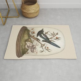 One for Sorrow Rug