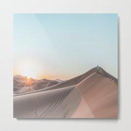 Sahara Metal Print