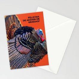 Accion de Gracias, Thanksgiving Stationery Cards