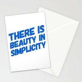 I Love It Minimal Stationery Cards