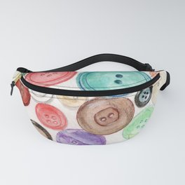 Buttons! Fanny Pack