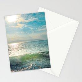 Pā'ako Beach Iridescence Stationery Cards