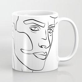 SIDE LOOK Coffee Mug