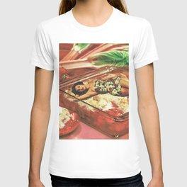 Deserted on a dessert T-shirt