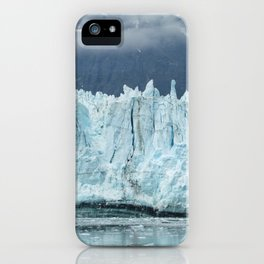 the marjorie glacier.  iPhone Case
