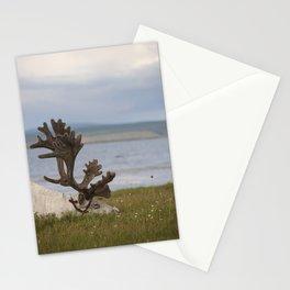 Reindeer Recuperation Stationery Cards