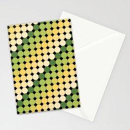 Octile - Avocado Stationery Cards