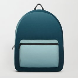 Blue Sky Gradient Backpack