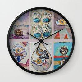 LITTLE TREASURES Wall Clock