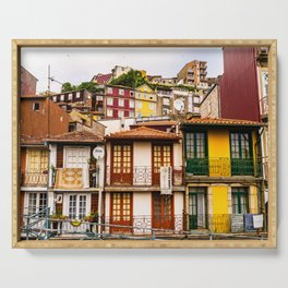 Portuguese Neighborhood Serving Tray