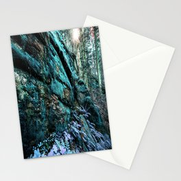 Enchanted Forest Wall Stationery Cards