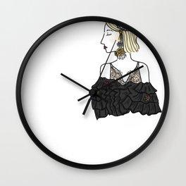 Vintage beau Wall Clock