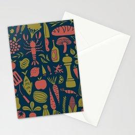 Fresh Produce Stationery Cards