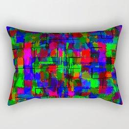 Tile man's joke ... Rectangular Pillow