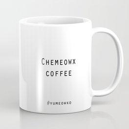 CheMEOWx coffee. AlterCATive brewing Coffee Mug