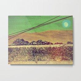 cables Metal Print