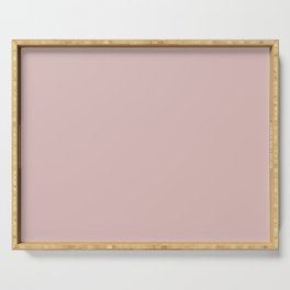 Pink mist Serving Tray