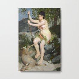 Pierre-Auguste Renoir - Diana Metal Print