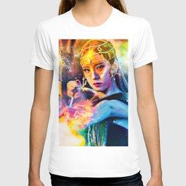 Multihued T-shirt