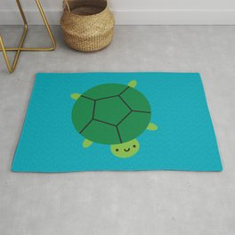 Happy Turtle Rug