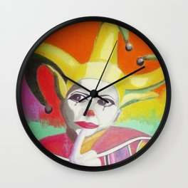Jocker Wall Clock