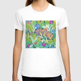 Colorful Jungle T-shirt