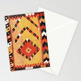 Arabi Bokhara Uzbekistan Kilim Saf Print Stationery Cards