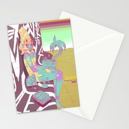 Xaxa Starwatcher Stationery Cards